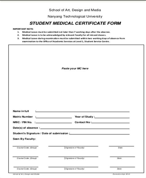 certification letter ntu sle certificate for school 13 exles in