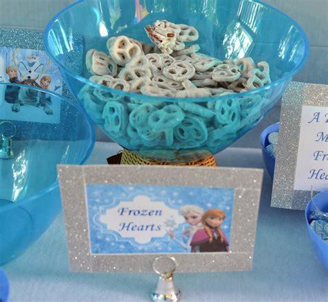frozen themed birthday food disney frozen birthday party ideas