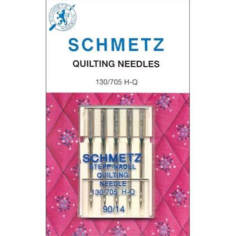 quilting needles schmetz 5pk sewing parts