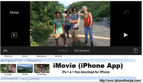 themes for imovie iphone imovie ipa 1 4 1 free download for iphone ipad