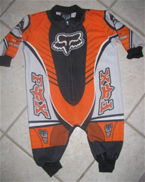 Baby Fever Baby Boy Fox Clothes Fox Racing Clothing
