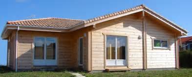 maison bois cl 233 en mikabois maisons bois