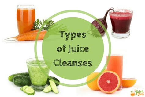 Different Types Of Detox Juices by The Ultimate Juice Cleanse Guide For Weight Loss