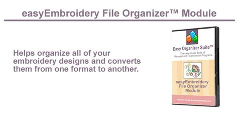 embroidery design organizer software free easy organizer suite