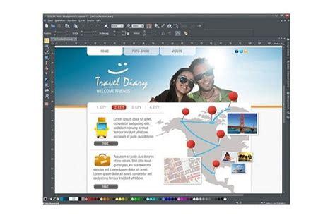 Html Design Vorlagen Magix Web Designer 7 Premium De Software