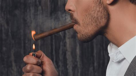 How To Properly Light A Cigar by Light It Up How To Smoke A Cigar Properly Culture
