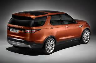 2017 land rover discovery look review
