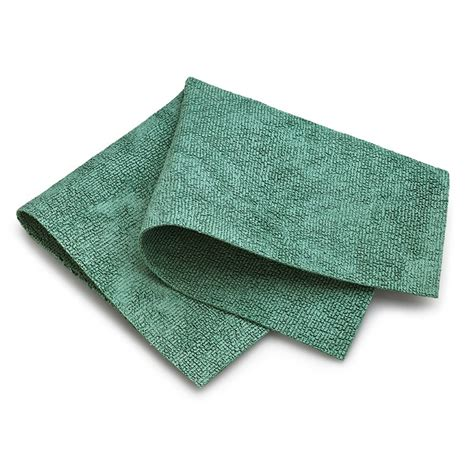 Spugna Per Pulire Bagno by Panno Acciaio E Rubinetti In Microfibra Verdevero