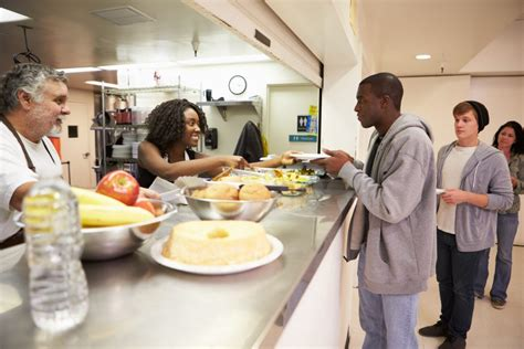Homeless Soup Kitchen Volunteer by Corporate Events Ways To Team Build And Give Back