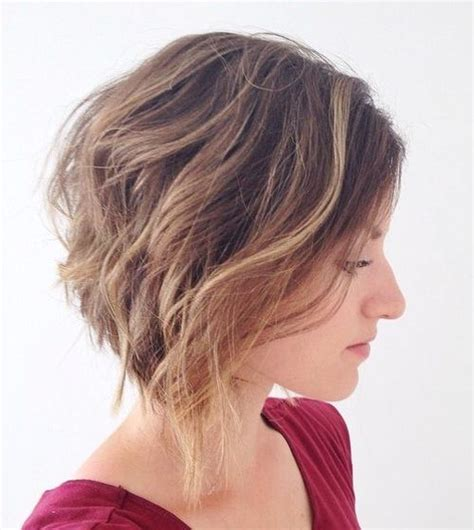 wavy inverted bob hairstyles wwwpixsharkcom images 30 short wavy hairstyles for bouncy textured looks
