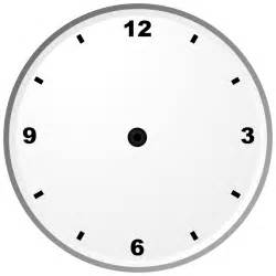 No hands blank clock face and blank clock faces template sawyoo com