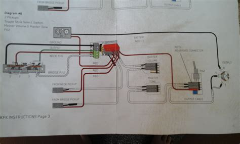 emg wiring diagram 81 85 3 way selector switch wiring