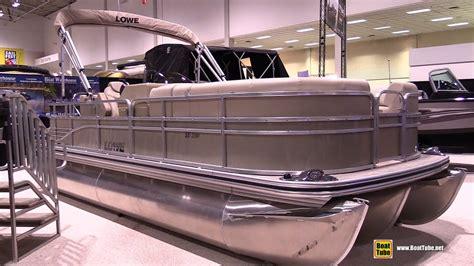 toronto boat show 2015 2015 lowe ss 210 pontoon boat walkaround 2015 toronto