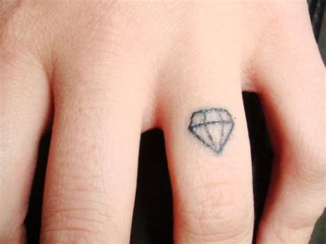 20 adorable wedding ring tattoos our will endor guff