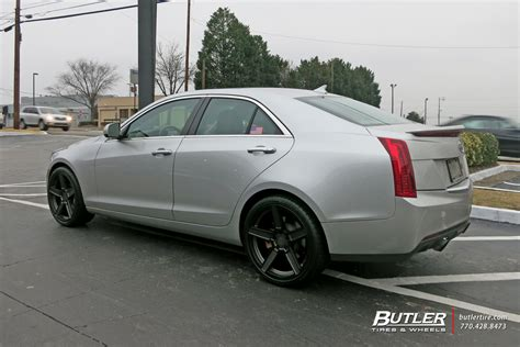Cadillac Custom Wheels by Cadillac Ats Custom Wheels Tsw Ascent 19x Et Tire Size
