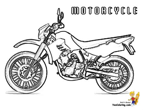 chopper motorcycle coloring pages chopper bike colouring pages