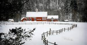 The Red Horse Barn Winter Events Vermont Weddings