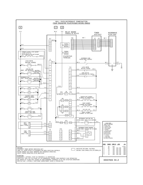 kenmore microwave oven wiring diagram get free image