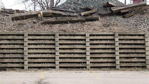 Cribbing Concrete cribbing