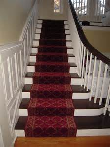 Stairs With Runners by Fix Farrington Stair Runner