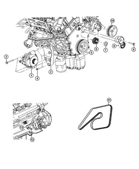 Chrysler 300 Parts by Picture Of Chrysler 300 Motor And Engine Parts Picture