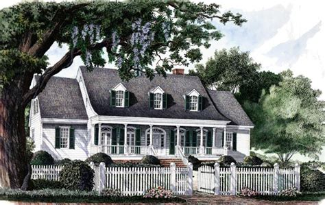 traditional southern house plans country southern traditional house plan 86116