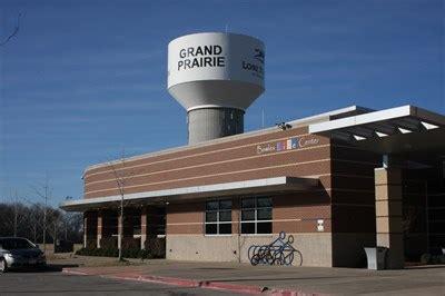 Tony Mba Grand Praire by Bowles Center Grand Prairie Tx Municipal