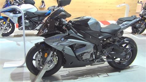 Bmw Motorrad Watch Price by Bmw Motorrad S1000rr 2017 Exterior And Interior Youtube