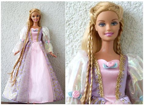 Barbie Rapunzel 2003 From My Favourite Barbie Moviei | barbie rapunzel 2003 from my favourite barbie movie i