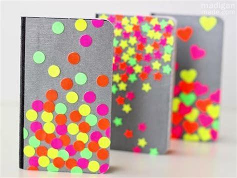 como decorar mis hojas de colores como decorar libretas juveniles imagui