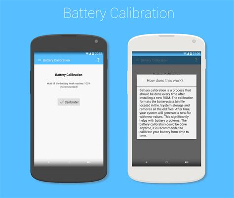 battery calibration android apps on play - Android Battery Calibration