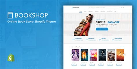 shopify themes for digital products shopify ebook theme bookshop digital download product