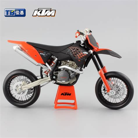 Miniatur Diecast Replika Motor Ktm 450 Sx R 118 Welly buy wholesale ktm motorbike from china ktm motorbike wholesalers aliexpress
