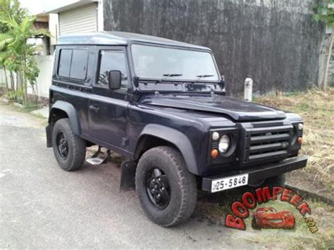 Defender Jeep Land Rover Defender Suv Jeep For Sale In Sri Lanka Ad