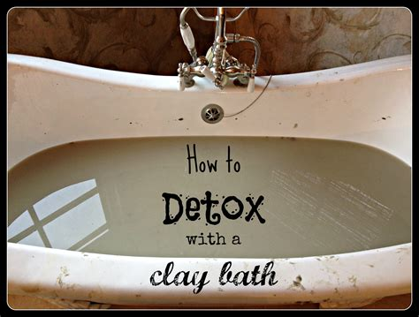 Compare Zeolite Bentonite Clay Detox Bath by How To Detox With A Clay Bath