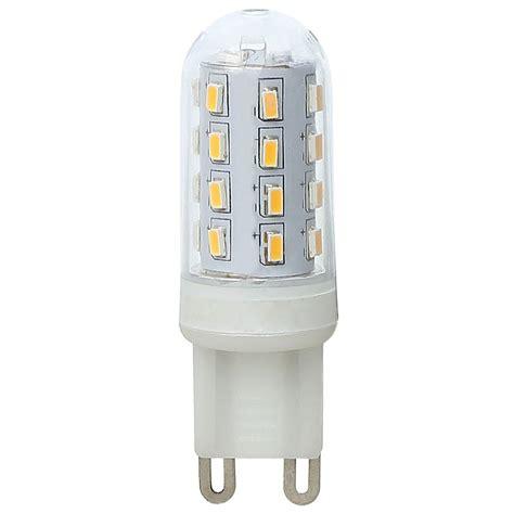 led mit g9 sockel 3 watt led leuchtmittel mit g9 sockel len m 246 bel