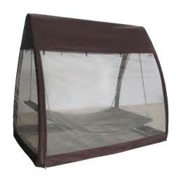 abba patio outdoor arched canopy cover hanging swing