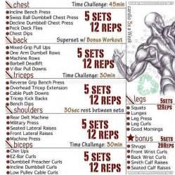 Workout routine shape pinterest