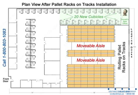 warehouse layout planning download rolling warehouse racking compact pallet racks on tracks