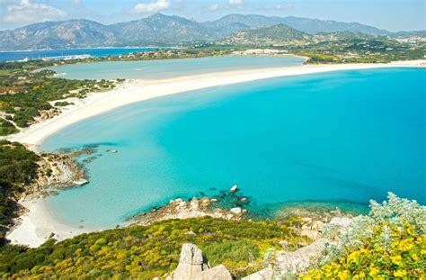 porto giunco spiaggia vacanze in sardegna le 10 spiagge pi 249 di cagliari e