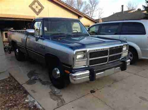 online auto repair manual 1993 dodge ram wagon b150 free book repair manuals service manual how cars engines work 1993 dodge ram wagon b350 head up display buy used 1993
