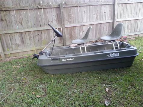 two man boats at academy pelican bass raider 8 for sale