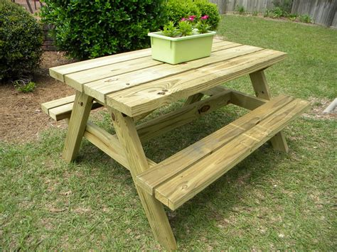 patio table bench patio picnic bench table set inspirational garden table