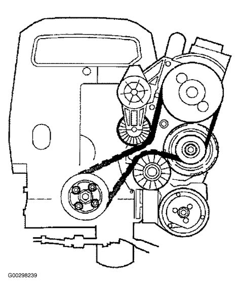 2004 volvo xc90 belt diagram wiring diagrams wiring