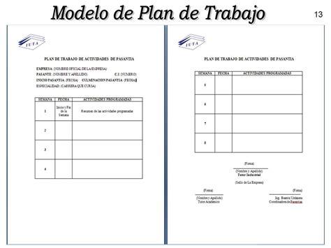modelo plan de trabajo scribd newhairstylesformen2014 com modelo de plan anual de trabajo 2016 modelo de plan