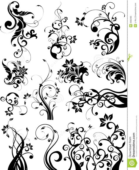 design elements com design elements stock vector illustration of design