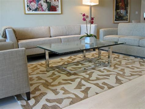 rug in living room choosing the best area rug for your space hgtv