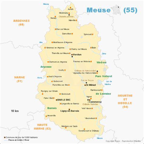 location vacances, hébergement Meuse (55) séjour Meuse (55)