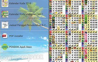 Kalendar 2018 Kuda Pdf 2018 Calendar Kuda 2018 Calendar Pdf Template