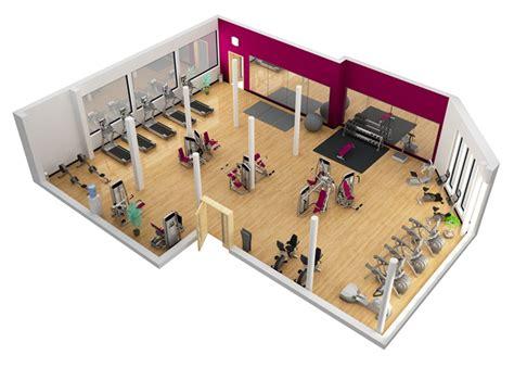 gym layout exles sle fitness facility 29 cybex